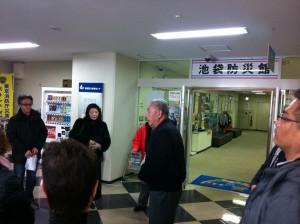 2013年12月15日(日) 「防災訓練」