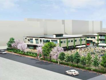 千川小学校跡地の公園整備計画説明会並びに(仮称)せんかわ みんなの家(認可保育園)新築工事説明会開催のご案内