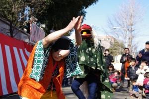 第7回 ふるさと千川 どんど焼き 本日(1月10日)開催